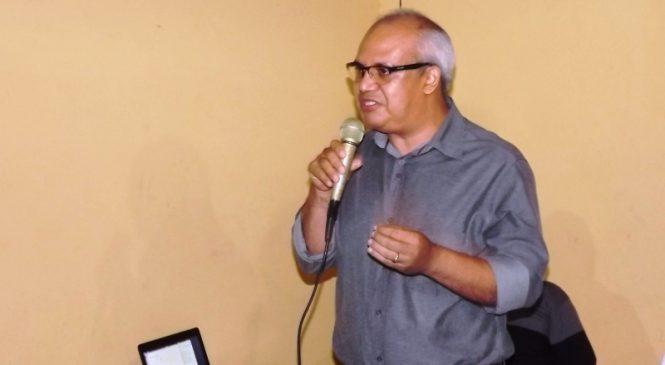 Presidente da câmara, Manoel Filho prestigia festa de formatura na zona rural