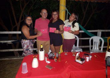 Confira como foi a festa de confraternização da Bomboniere variedades