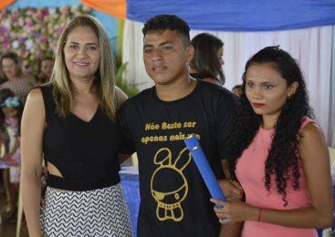 Formatura 2018: 9º ano do fundamental Regular e EJA-NOITE das Escolas Municipais de Morro do Chapéu do Piauí