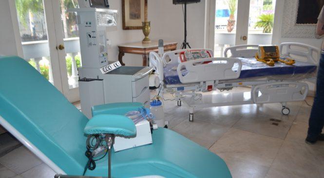 Hospitais do interior do Piauí recebem novos equipamentos