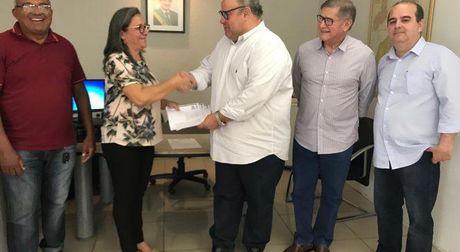 Detran assina convênio para municipalização do trânsito em Esperantina