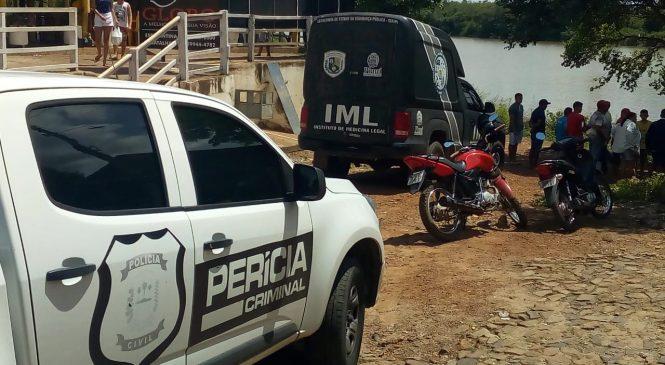 Corpo encontrado no rio Longá é identificado
