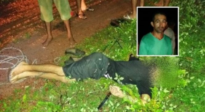 Pai e filho são assassinados após discussão em Bom Princípio do Piauí