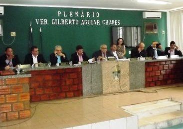 Câmara de Esperantina divulga calendário de sessões ordinárias para 2019