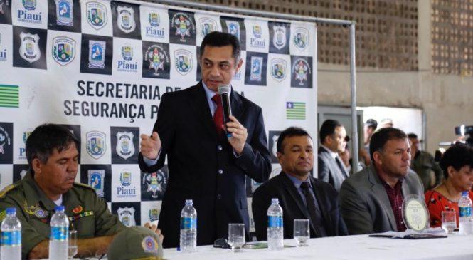 SSP apresenta relatório 2018 com dados da criminalidade no Piauí