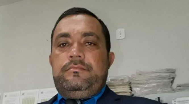 Vereador Moisés Rodrigues é eleito presidente da câmara de Morro do Chapéu do Piauí