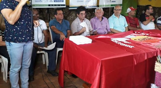 Vereadora Inês Monção é candidata única a presidência do STTR de Esperantina