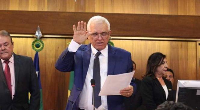 Themístocles Filho é eleito presidente da Assembleia Legislativa com 28 votos