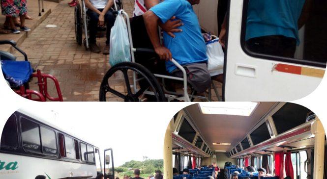 """Projeto """"Passo a Frente"""", beneficia 60 pessoas de Joaquim Pires"""