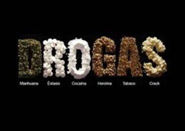 Sobe o número de municípios que enfrentam problemas com as drogas