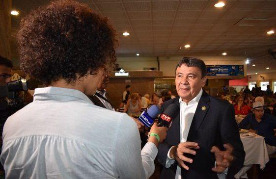 Governador participa da posse da diretoria da Associação de Piauienses do Estado de São Paulo