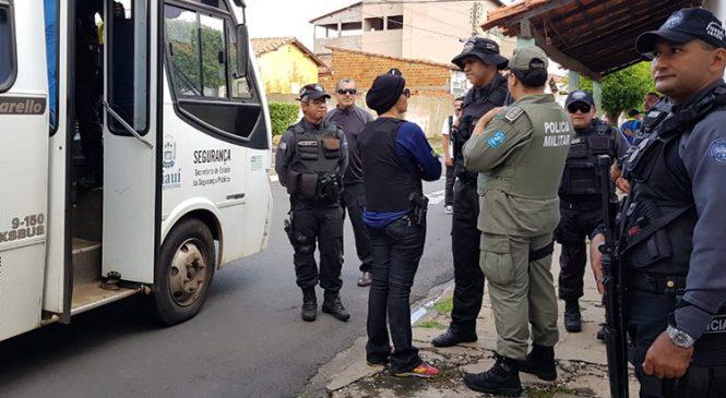 Polícia Civil deflagra operação e prende mulheres em Joaquim Pires, Teresina e Timom