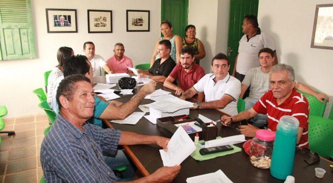 MDB de Esperantina escolhe novos membros da executiva