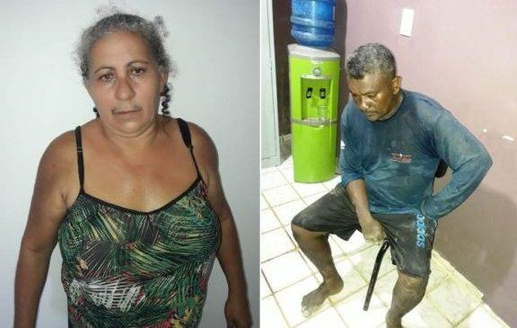Polícia Militar prende casal em Joaquim Pires