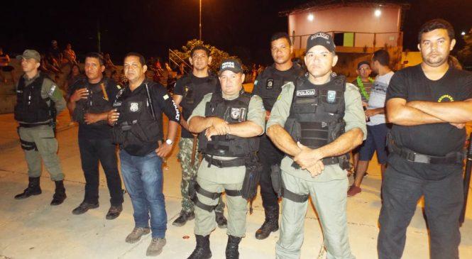 Operação Carnaval Seguro registra queda de 60% de ocorrências nos presídios do Piauí