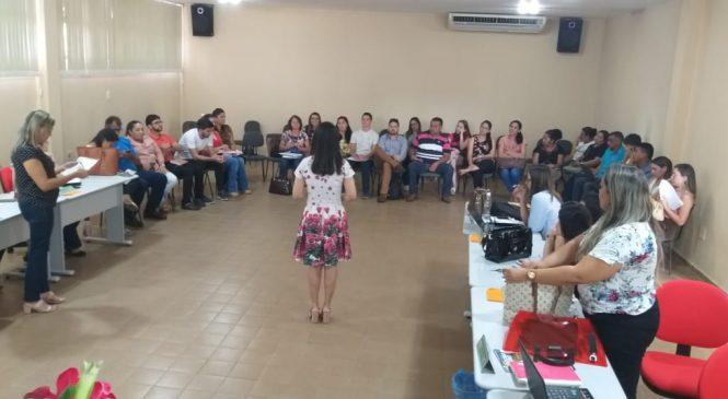 Secretários de saúde do território dos cocais se reuniram em Joaquim Pires