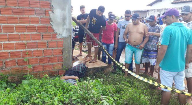 Duplo homicídio foi registrado nesta manhã em Luzilândia