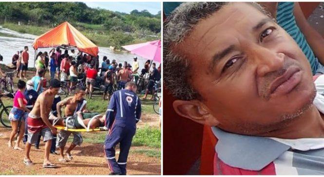 Tragédia: Casal morre afogado em barragem no Piauí