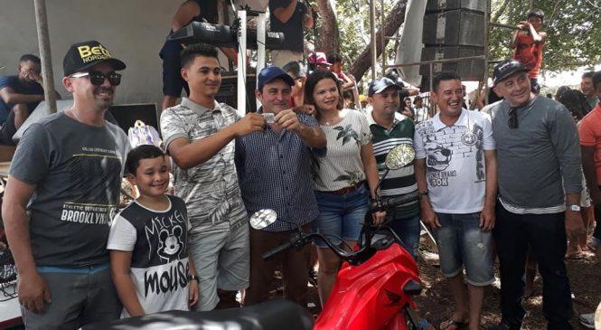 Sábado de aleluia esportivo movimentou a cidade de Morro do Chapéu do Piauí