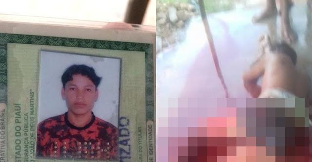 Adolescente de 13 anos mata desafeto a facadas no litoral do Piauí