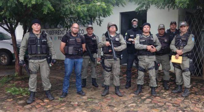 Operação Linnerback prende 17 em Campo Maior, Sigefredo, Juazeiro, Teresina e no MA