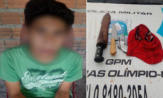 Ex-aluno tenta atacar crianças e professores em escola no Norte do Piauí