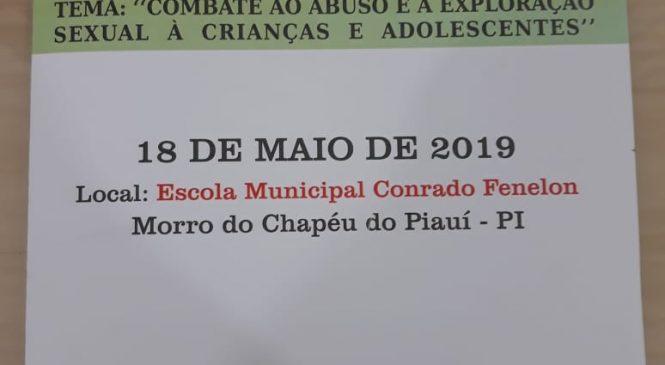 I Fórum Intersetorial dos Direitos da Criança e do Adolescente de Morro do Chapéu