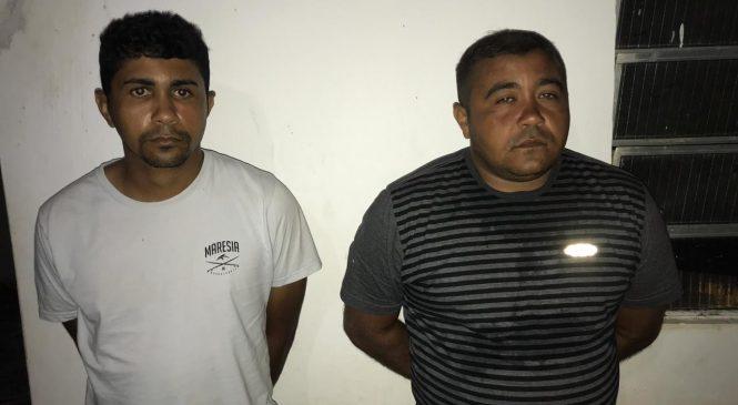 Presos donos de chácara usada para planejar roubo a bancos no Piauí
