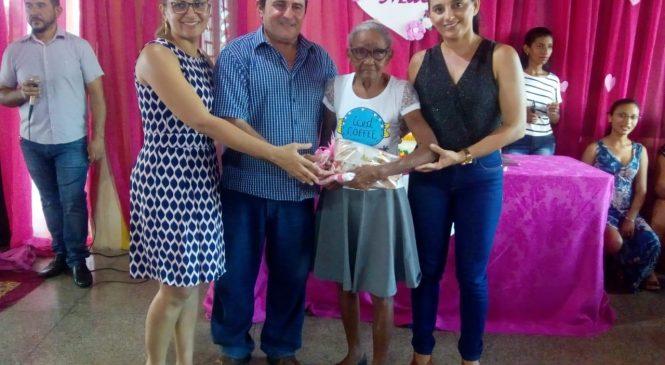 Prefeito Marcos Henrique realiza festa das mães no Povoado São José