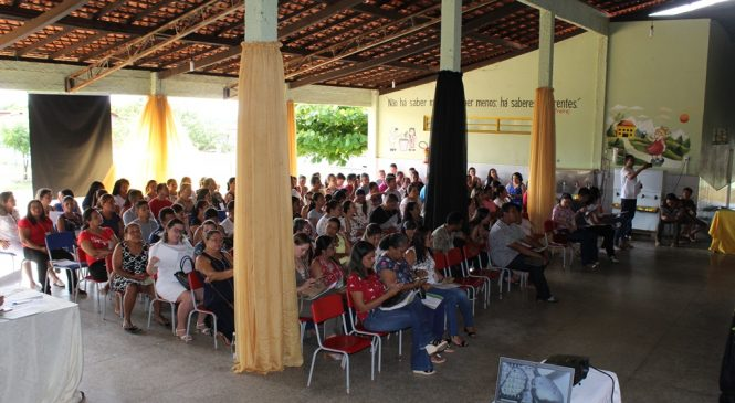 I Fórum Intersetorial dos Direitos da Criança e do Adolescente foi realizado em Morro do Chapéu