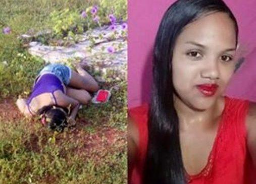 Mulher encontrada morta no morro do pipoca em Barras