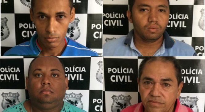 Ex-funcionário de banco e mais 8 são presos em operação contra estupro