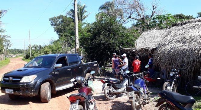 Lavrador é encontrado morto na zona rural de Esperantina