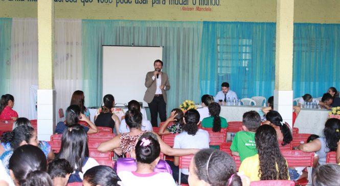 Campanha adolescência sem álcool é lançada em Morro do Chapéu