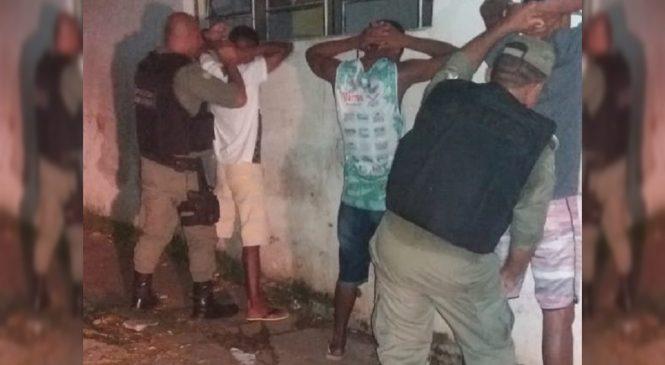 Polícia Militar prende acusado de praticar vários crimes em Barras