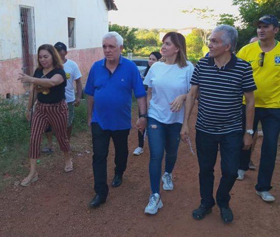 Deputado Themístocles anuncia pavimentação asfáltica para ruas do Bairro Batista de Amorim
