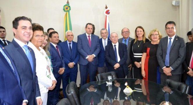 Legislativo do Piauí participa de encontro nacional para debater Reforma da Previdência