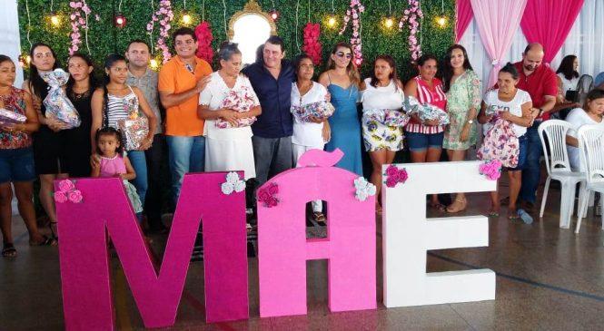 Prefeito Marcos Henrique realiza a maior festa das mães dos últimos anos em Morro do Chapéu