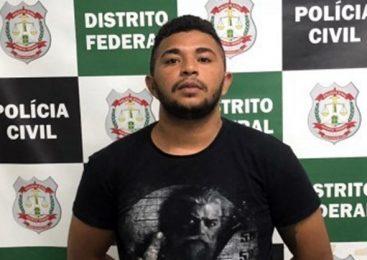 Preso no DF homem que assaltou a loja J Amorim Móveis de Esperantina
