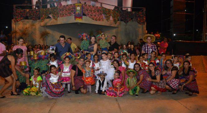Primeira noite do XVII festival junino de Morro do Chapéu foi um sucesso