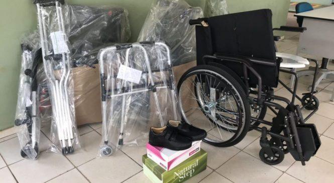 Governo de Luzilândia fará entrega de equipamentos ortopédicos nesta sexta