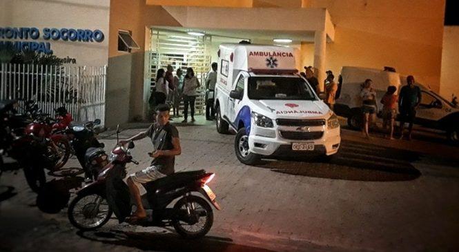 Mulher esfaqueia cabeça do marido, que morre no caminho do hospital. Foi presa!