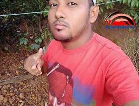 Jovem Barrense desaparece e família pede ajuda para encontrá-lo