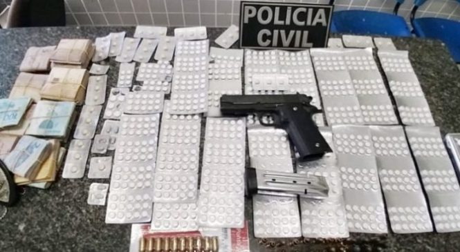 Empresário é preso suspeito de traficar rebite em Piracuruca