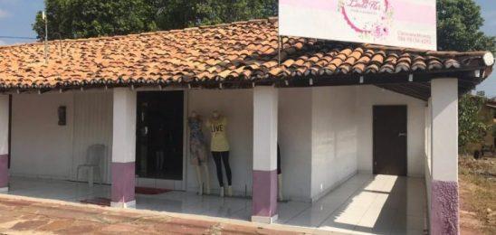 Quase R$ 10 mil em roupas são furtadas de loja em Caxingó