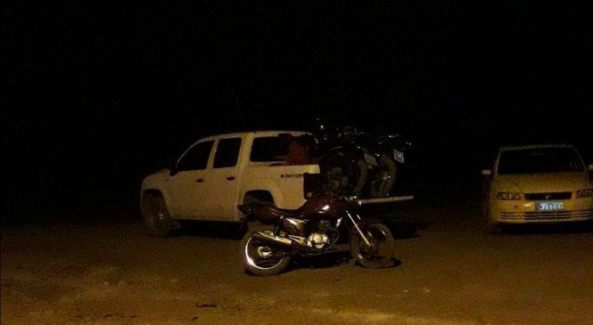 Polícia em campana para prender assaltantes na zona rural de Barras
