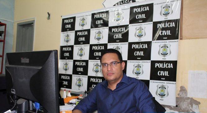 Polícia prende mulher acusada de aplicar golpes em idosos em Esperantina
