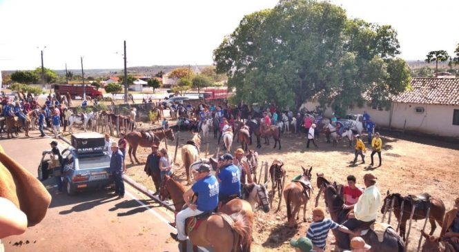 Prefeito Marcos Henrique realiza XIX Festa do Vaqueiro em Morro do Chapéu do Piauí