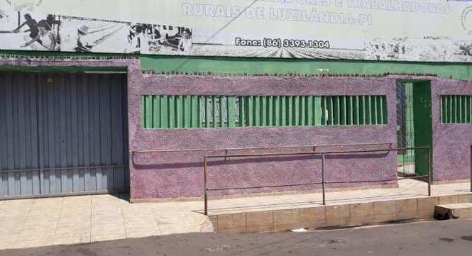 Bandidos levam 4 mil reais do Sindicato dos Trabalhadores Rurais de Luzilândia