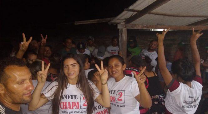Eleita nova direção do sindicato de trabalhadores rurais de Barras